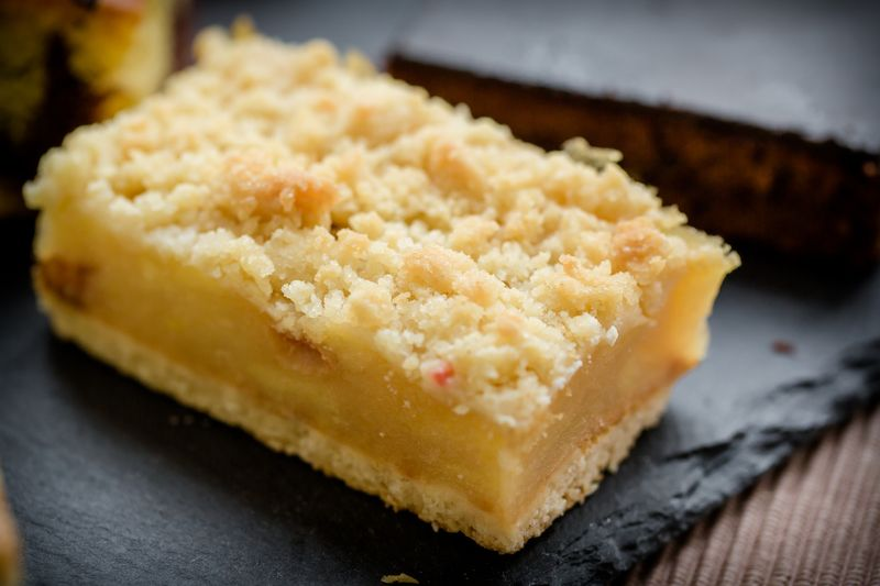 Abbildung von Apfel-Streusel-Kuchen