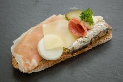 Abbildung von Jäger Sandwich