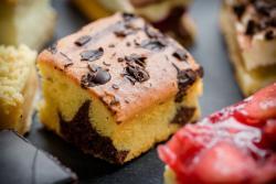 Abbildung von Marmor-Blech-Kuchen