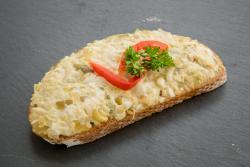 Abbildung von Pfefferoni Sandwich