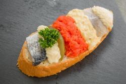Abbildung von Schweden Sandwich