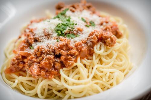 Buffet Colosseum Spaghetti